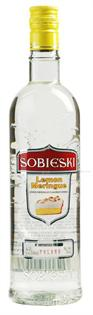 Sobieski Vodka Lemon Meringue 750ml - Case of 12